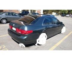 Honda Accord Exl $7721